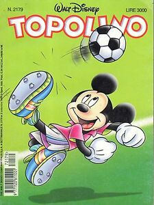 fumetto-TOPOLINO-WALT-DISNEY-numero-2179
