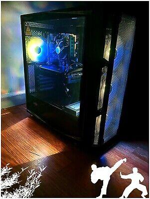Gaming Streaming Desktop PC Intel Core i7 16GB RAM, RTX 570 120 SSD/500 GB HDD