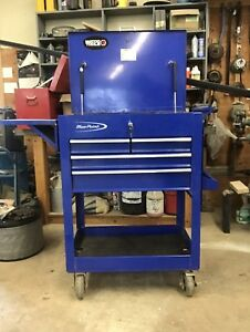 Snap on ( blue point) tool cart