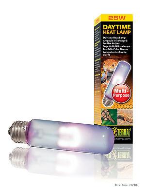 Exo Terra Daytime Heat Lamp Breitspektrum Tageslichtlampe mit UVA - Watt: 25w