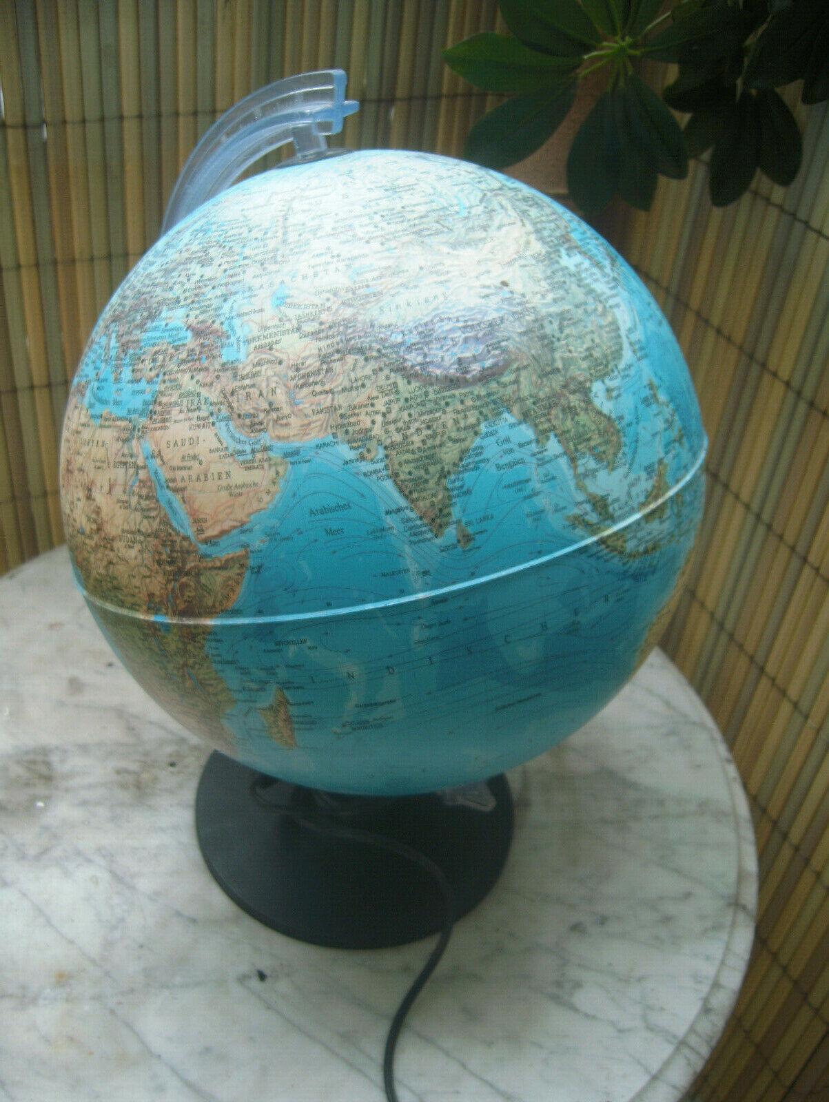 OBJECTA Leuchtglobus LG 301, Weltkugel - 30 cm