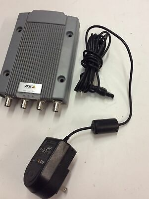 Axix Communications Video Encoders P7214 Wpower Adapter