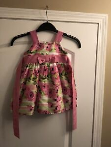 Baby lot dresses and shoes