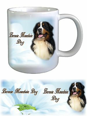 Bernese Mountain Dog Ceramic Mug by paws2print
