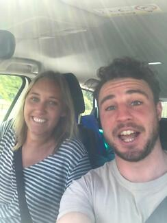Couple looking for room in byron area!