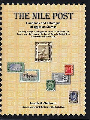 The Nile Post, by Joseph H. Chalhoub, NEW. Egypt Specialized Catalogue