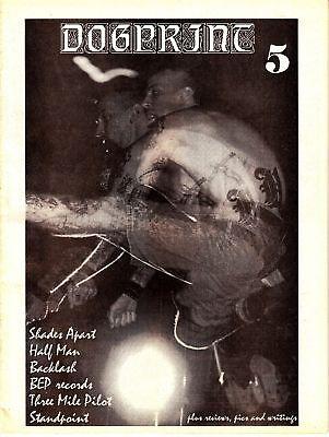 Dogprint 5 Suffern NY 1990s Shades Apart Half Man Backlash Reviews (Reviews Sunglasses For Men)