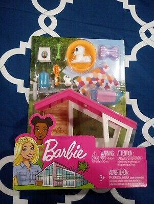 Barbie Dog House Indoor Accessory Pack