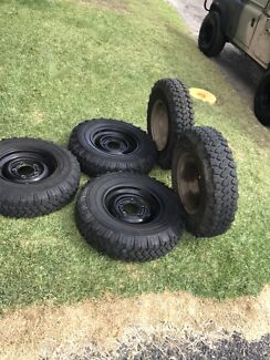 Michelin 7.50 R16 4x4 Tyres set of 5