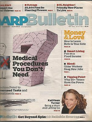 Aarp Bulletin May 2012 Money   Love Scam Alert Travel Theives Outrage