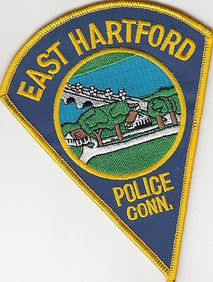 For sale EAST HARTFORD CONNECTICUT CT POLICE PATCH