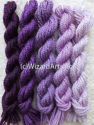 310 Family Grape Paternayan Persian Needlepoint Wool   3 Ply   40Yd Total