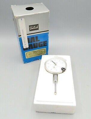 Teclock Shock Proof Dial Indicator Ai-921 .001-1.0 Machinist Tool