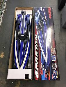 TRAXXAS SPARTAN 57076 RTR rc radio control racing race boat NEW Nowra Nowra-Bomaderry Preview