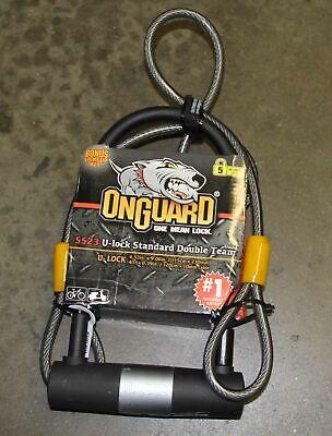 OnGuard 5523 U-Lock Standard Double Team 4.5