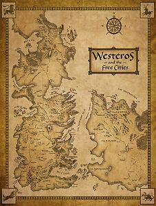 GIANT-FRIDGE-MAGNET-GAME-OF-THRONES-MAP-OF-WESTEROS-AND-FREE-CITIES-GIFT