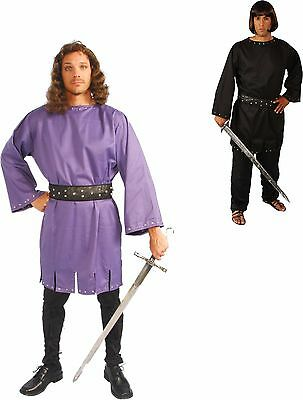 Squire Medieval Renaissance Faire Adult Men Theatre Costume - Squire Costume