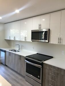 Top Floor 1 Bedrooms, Brand New, Leasing for Jan, Feb, March