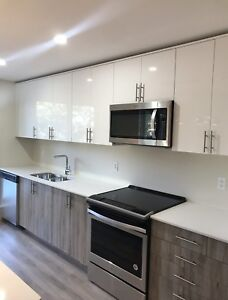 Brand New, 1 Bedroom Top Floor, Now Leasing for January, Feb
