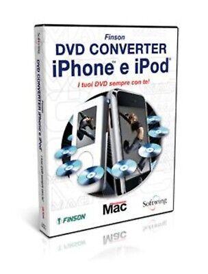 FINSON DVD CONVERTER IPHONE E IPAD nuovo. Iphone Dvd Converter