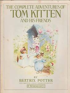 THE COMPLETE ADVENTURES TOM KITTEN AND HIS FRIENDS Beatrix Potter Perth Region Preview