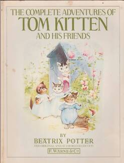 THE COMPLETE ADVENTURES TOM KITTEN AND HIS FRIENDS Beatrix Potter