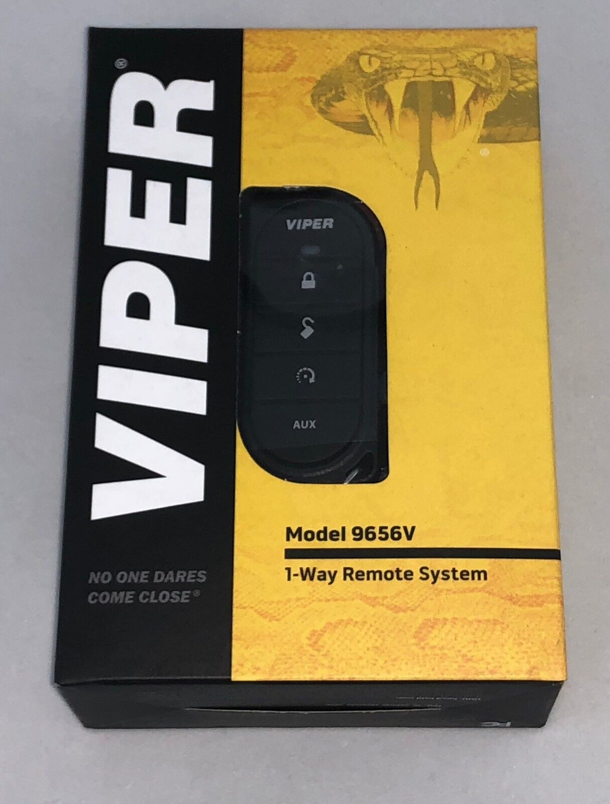 Viper 5606V  Refurbished 1way Sec//Rs System 1//2 Mile Range