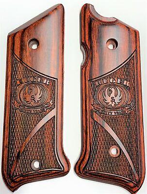 Pistol - Rosewood Grips