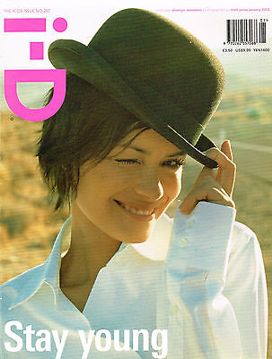 I-D #227 January 2003 SHANNYN SOSSAMON Tiffany Limos ASTRID BERGES-FRISBEY @VGC@