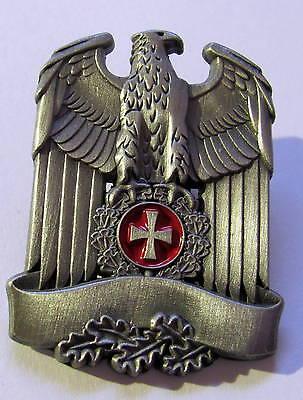 PIN Reichsadler der Reichskanzlei in silber***P-348 B*** NEU! NEU!
