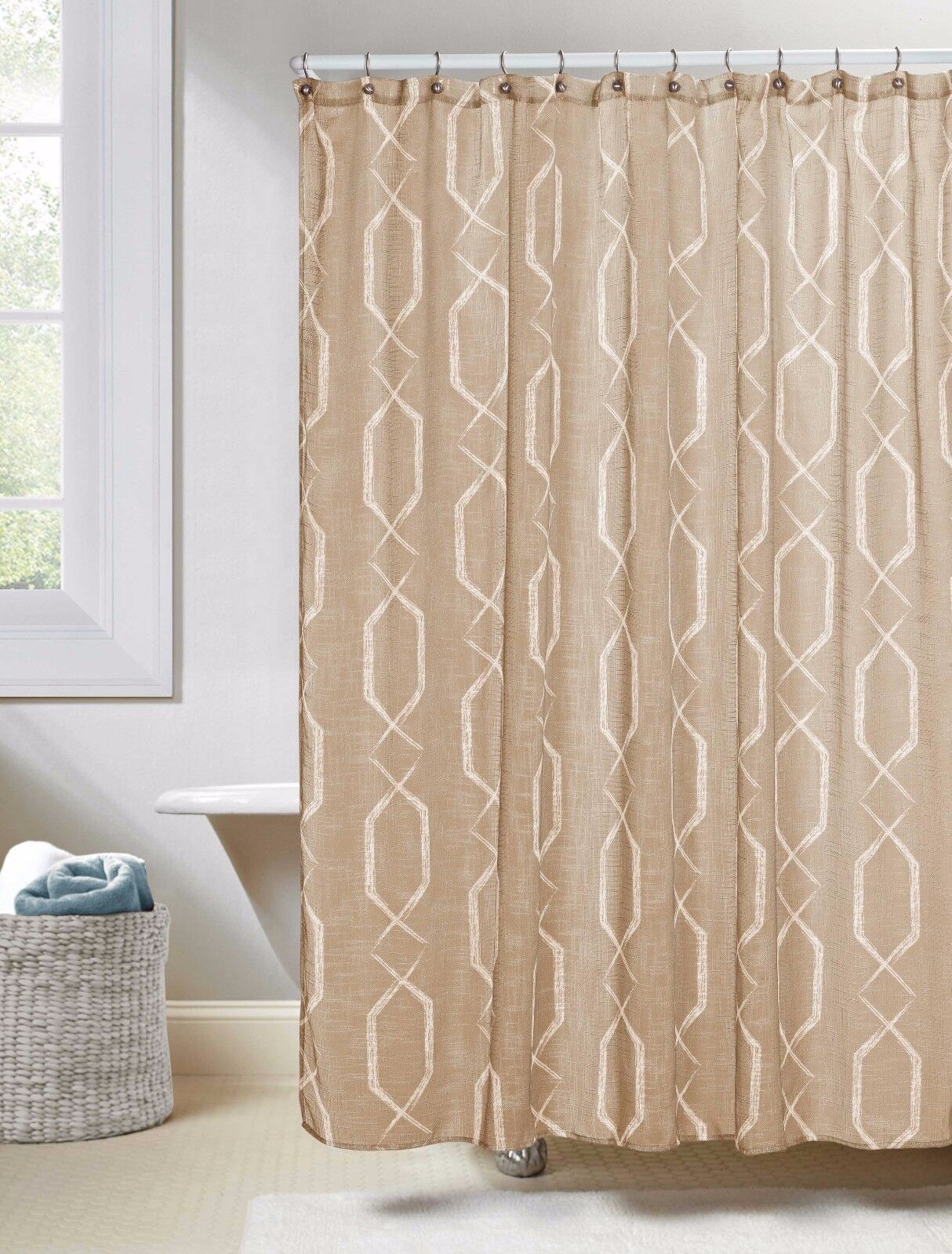 home bed curtains regan bath colormate delightful design shocking shower curtain ideas taupe
