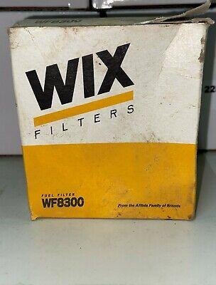 WIX Fuel Filter Cartridge WF8300
