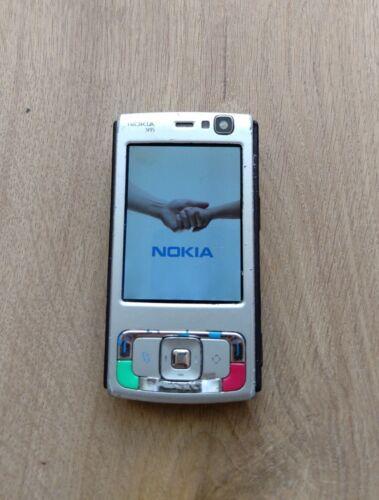 Nokia N Series N95 - Black Cellular Phone