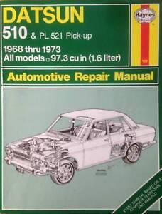 Datsun manual gumtree australia free local classifieds datsun 1600 510 haynes repair manual near new condition fandeluxe Images