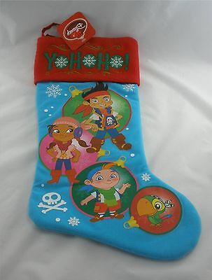 Disney Jake Neverland Pirates Christmas Stocking - Pirate Christmas Stocking