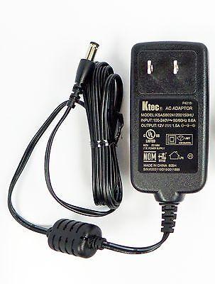 Western Digital My Book Authentic Adapter 1TB//2TB/3TB/4TB/6TB WD Power Supply