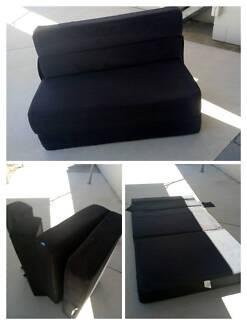 Foam bed/chair