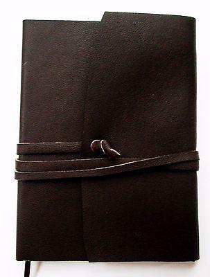 Blank Diaries & Journals Brown Handmade leather Notebook Writing Journal