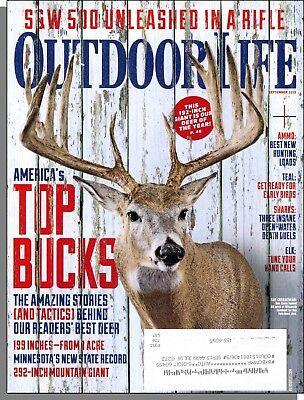 Outdoor Life - 2015, September - America's Top Bucks: Reader's Best
