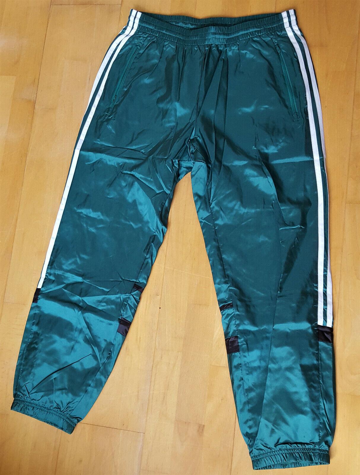 adidas jogginghose CLR-84 Woven Track Pants (Sub Green) Gr.L