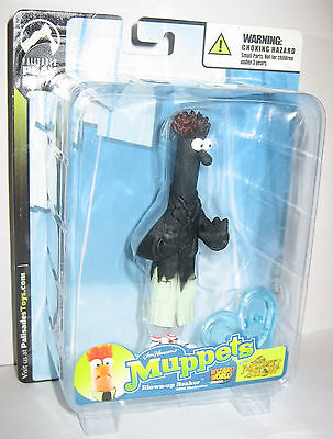 The Muppet Show Mini Blown Up Beaker 2004 Exclusive Palisades Figure