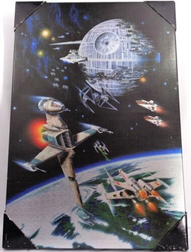 """Star Wars Print Home Decor Art Paintings """"13x19 in."""""""