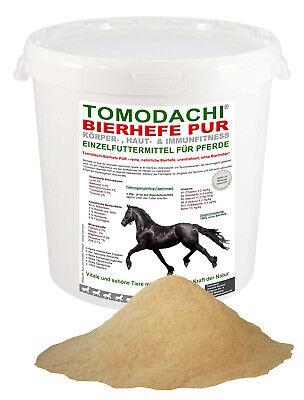 Bierhefe Pferd 100% rein, natürlich, Haut, Haar, Hufe, Aminosäuren, Vitamine 2kg