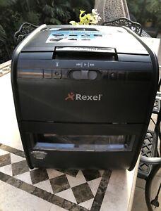Rexel shredder