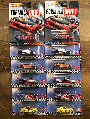 2020 HOT WHEELS PREMIUM BOULEVARD MIX B WALMART EXCLUSIVE (2 SETS + 2 CHASES)