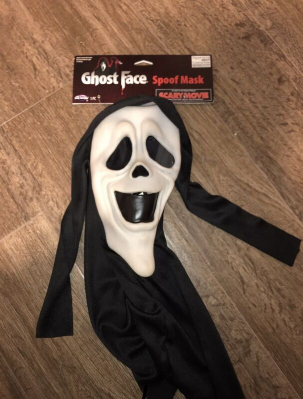 Easter Unlimited Scary Movie Smiley Scream Ghostface Spoof Mask