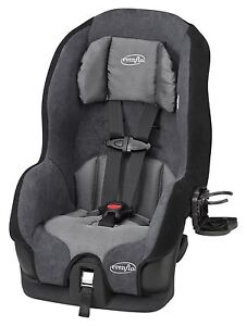 Evenflo Tribute LX Convertible Child, Toddler, or Infant Car Seat, Saturn -- New