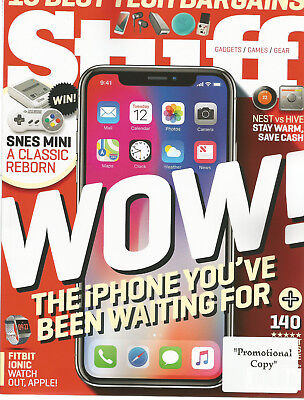 STUFF #244 NOV.,2017 10 BEST TECH BARGAINS,THE IPHONE YOU'VE BEEN WAITING