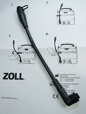 Zoll 8000-000903-01 Auxiliary Power Breakout Cable X Series Propaq New