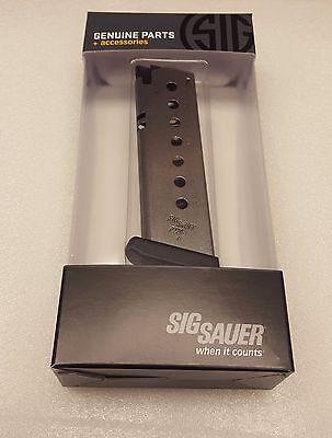 Sig Sauer P220  45Acp 8 Round Stainless Steel Oem Pistol Magazine   Mag 220 45 8